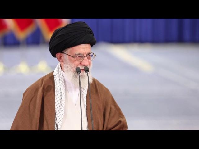 [Leader Speech]  - 19 May 2017 - بیانات پس از شرکت در انتخابات - Farsi