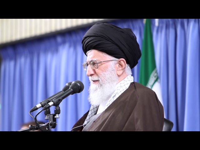 [Leader Speech] - 30 april 2017 - دیدار کارگران - Farsi