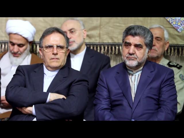 [Leader Speech] -25 April 2017 - دیدار مسئولان نظام و سفرای کشورهای اسلامی - Farsi