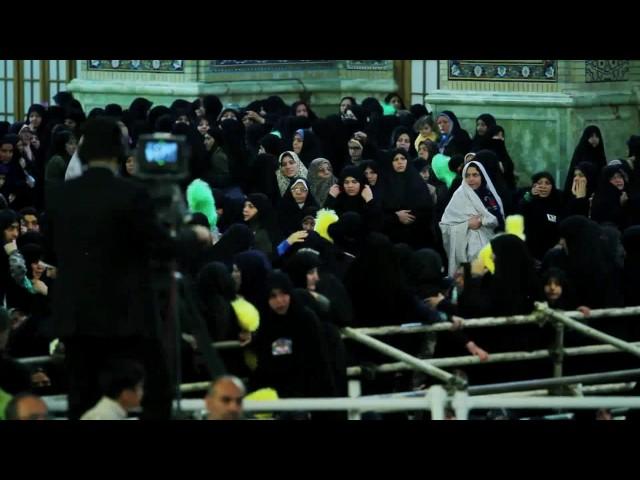 [Leader Speech] - 21 March 2017 - بیانات در حرم مطهر رضوی - Farsi