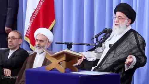 ارتباط با قرآن، راه پیشرفت قدرتمندانه و با عزت و موفق - Farsi