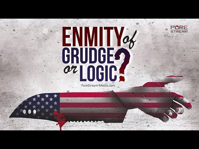 Enmity of Grudge or Logic? | Leader of the Muslim Ummah | Farsi sub  English