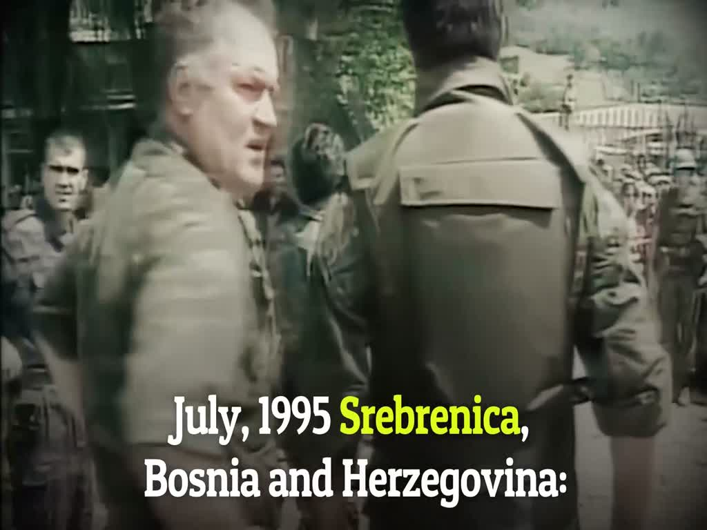 [Clip] What role did Iran play against the massacre of Bosnian Sunnis? - English