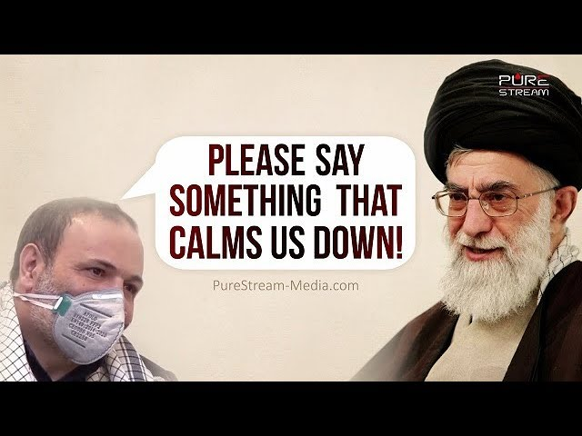 Please Say Something that Calms Us Down | A conversation with a War Veteran | Farsi sub English