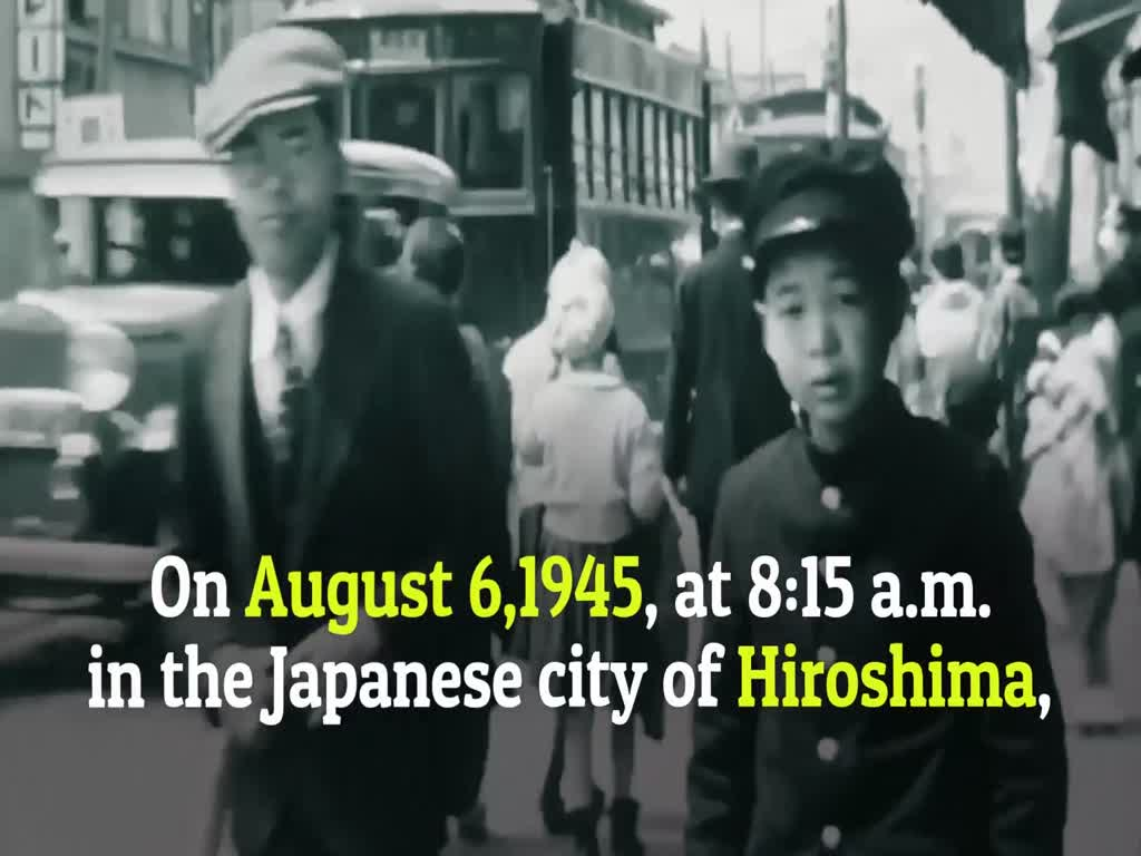[Clip] A Tragedy of Two Cities: the Herald of Human Rights was first to nuke a nation - English