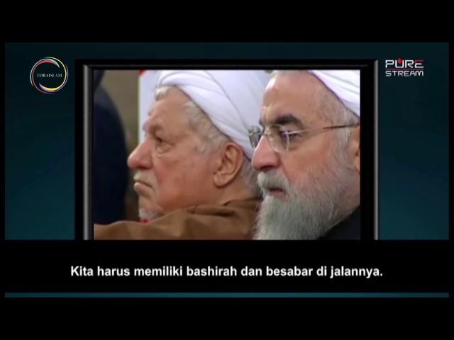 [Clip] Memecah Umat Adalah Target dari Musuh - Farsi sub Malay