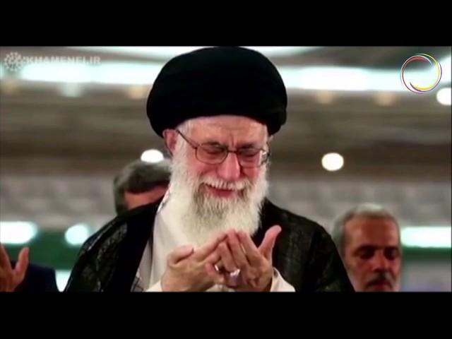 [Clip] Suasana Shalat Idul Fitri di Iran - Farsi sub Malay