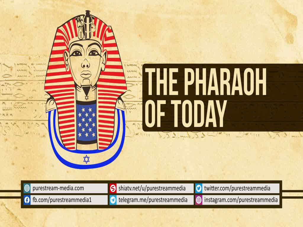 The Pharaoh of Today | Open Declaration by the Leader of the Muslim Ummah | Farsi sub English