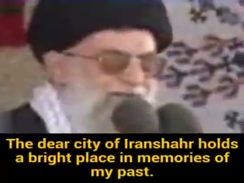 [Clip] When in exile, my Sunni brothers' kindness made me feel at home: Ayatollah Khamenei - Farsi sub English