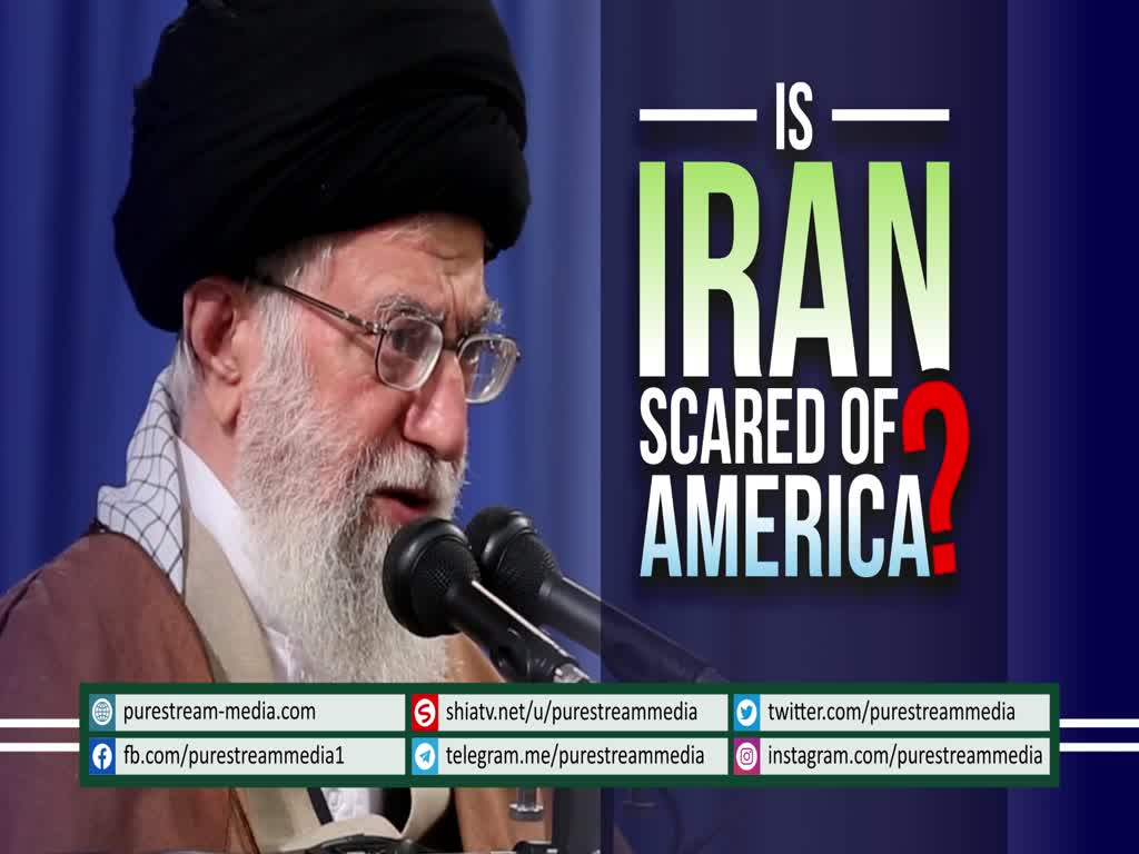Is IRAN Scared of AMERICA? | Farsi sub English