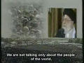 Imam Khamenei speaking about Nuclear Energy - Farsi sub English