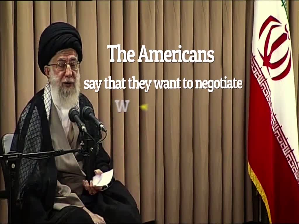 [Clip] His prediction on JCPOA came true - Farsi sub English