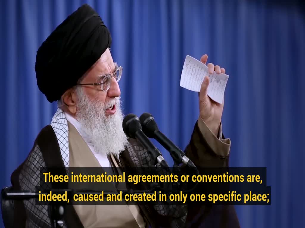 [Clip] Why will Iran not submit to FATF? - Farsi sub English
