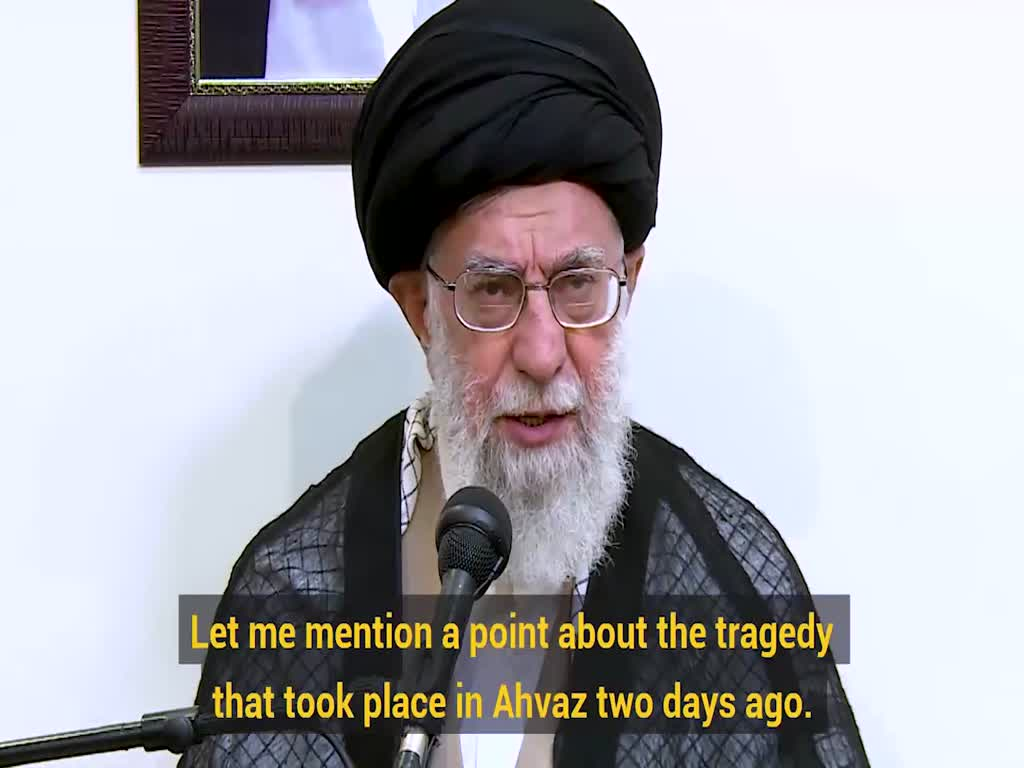 [Clip] Stern punishment awaits the perpetrators of Ahvaz terrorist attack - Farsi sub English