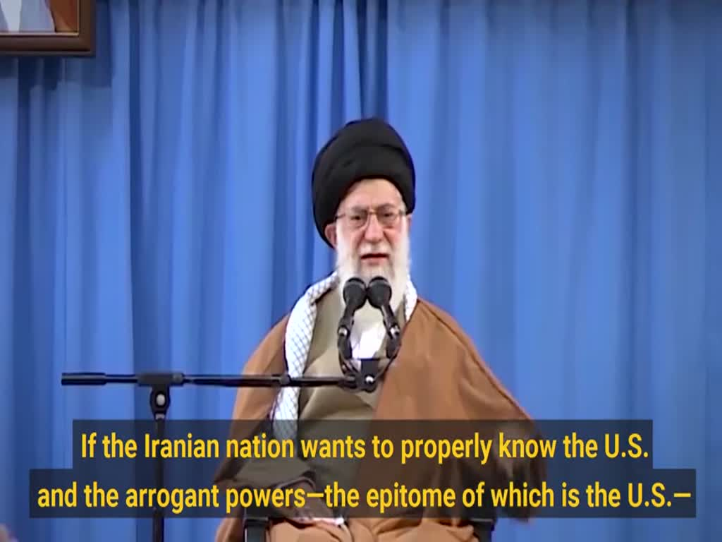 [Clip] Do you want to know the U.S.? Don\'t miss this video! - Farsi sub English