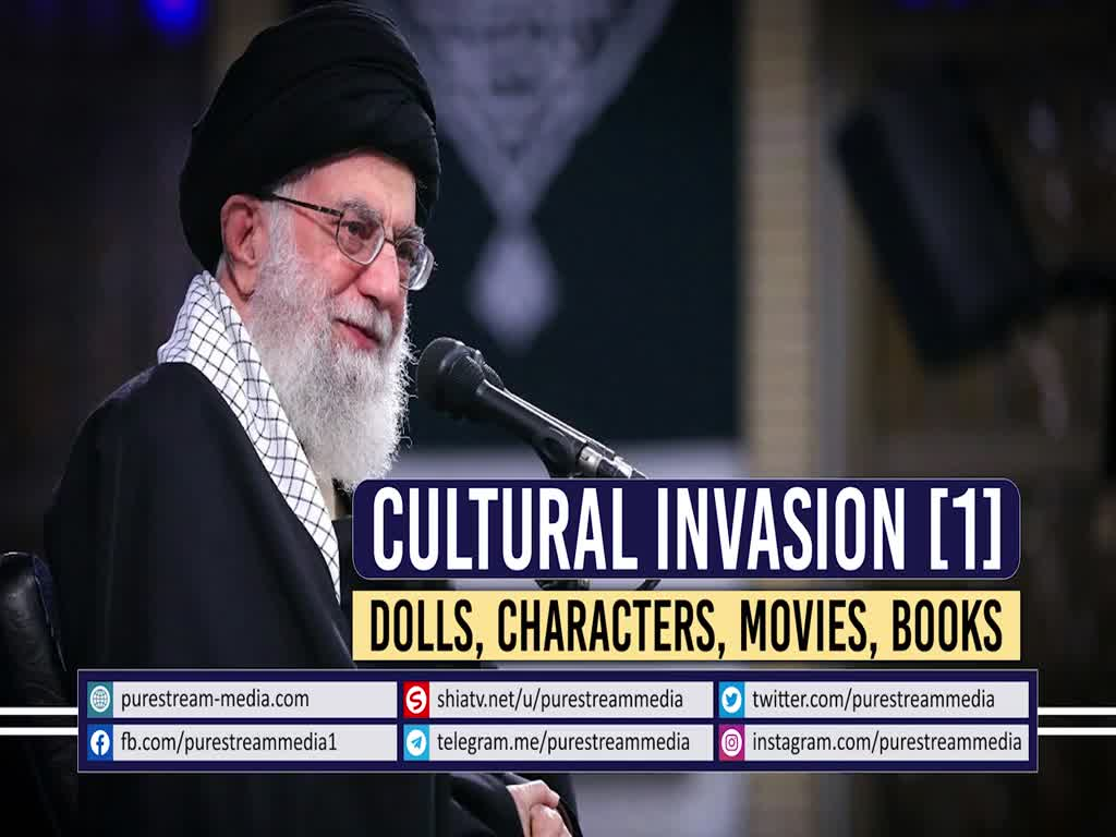 Cultural Invasion [1] | Dolls, Characters, Movies, Books | Farsi Sub English