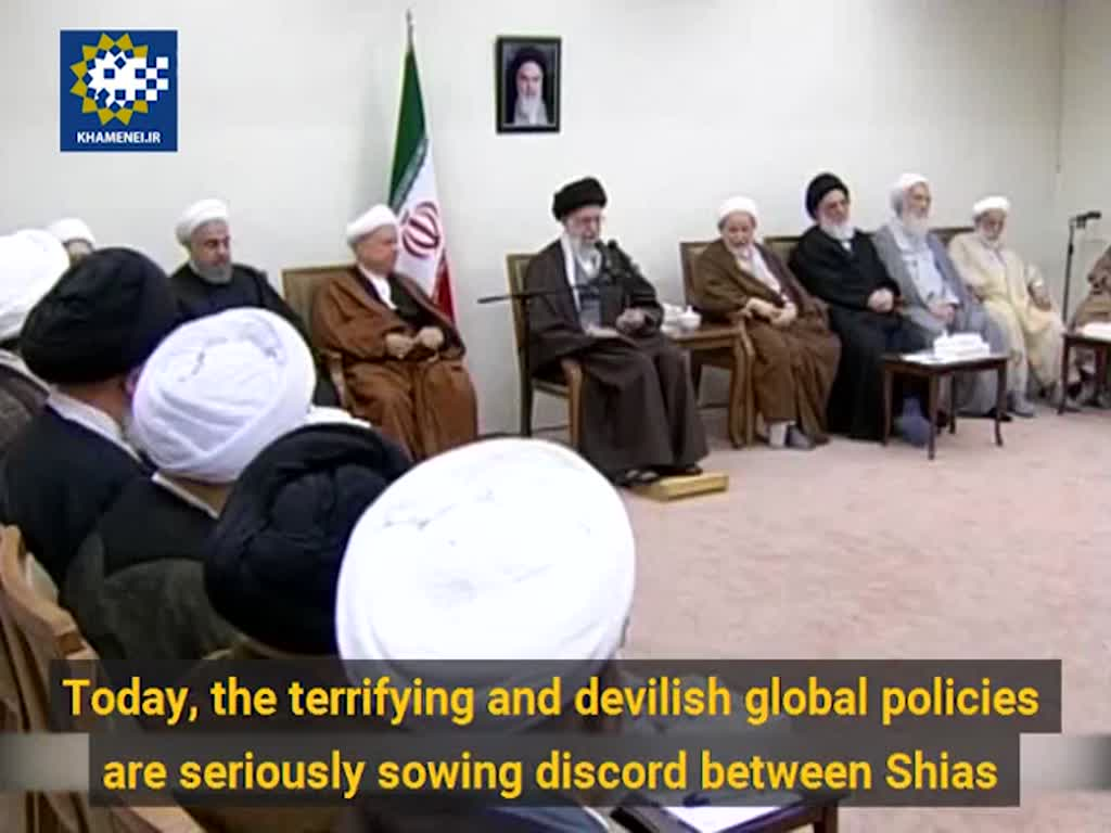 Sunni Muslims, alongside Shias, fought against ISIS to defend shrines of Ahlulbait - English