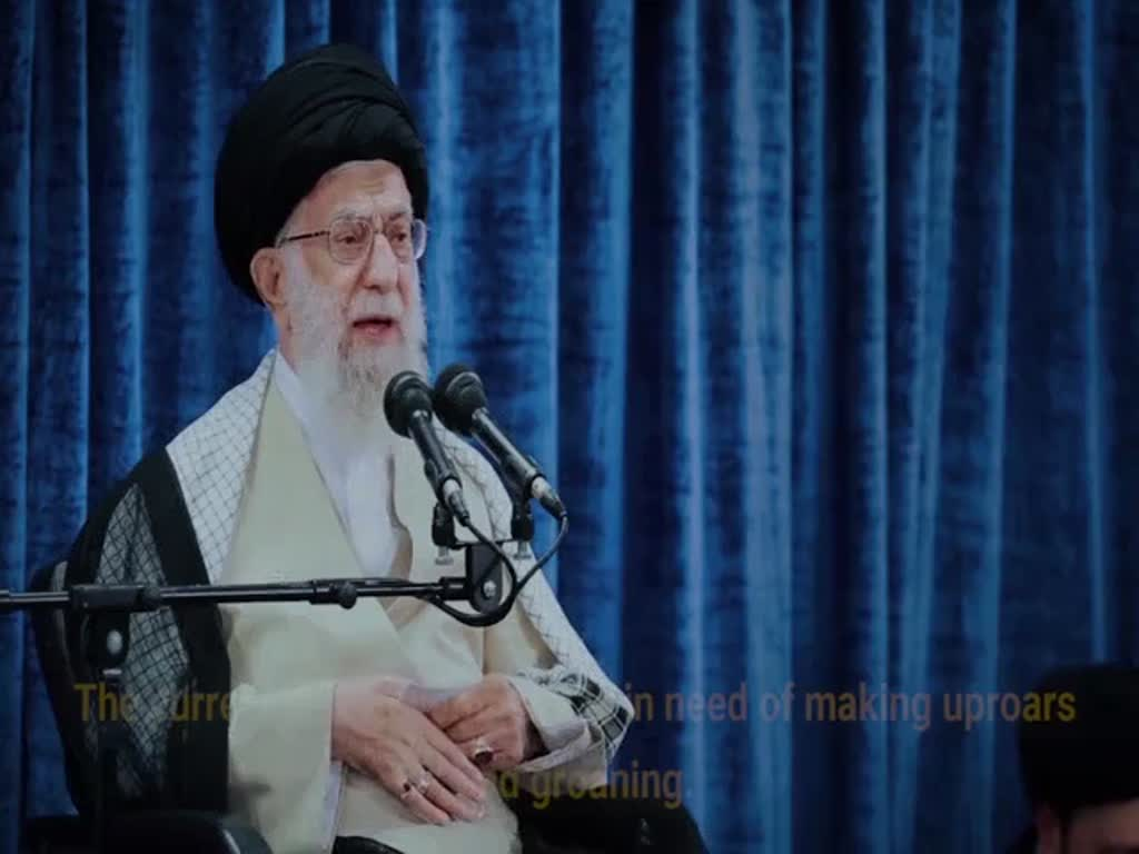 [Clip] Imam Khamenei to Trump: That's not Tehran, but Paris! - English