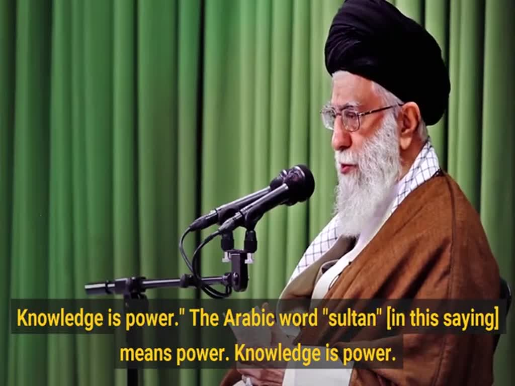 [Clip]  How did the Islamic Revolution make Iran scientifically grow 13 times faster than the world? - English