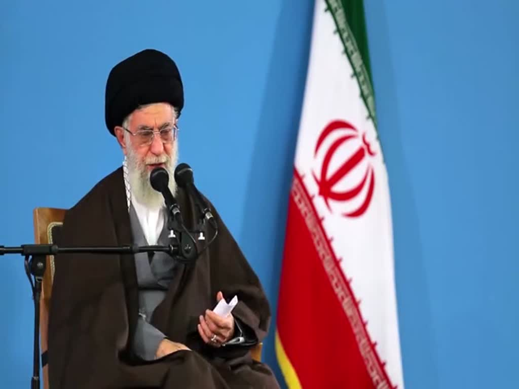[Clip]  Video: Ayatollah Khamenei\'s monody on the martyrdom of Lady Fatima (a.s.) - English
