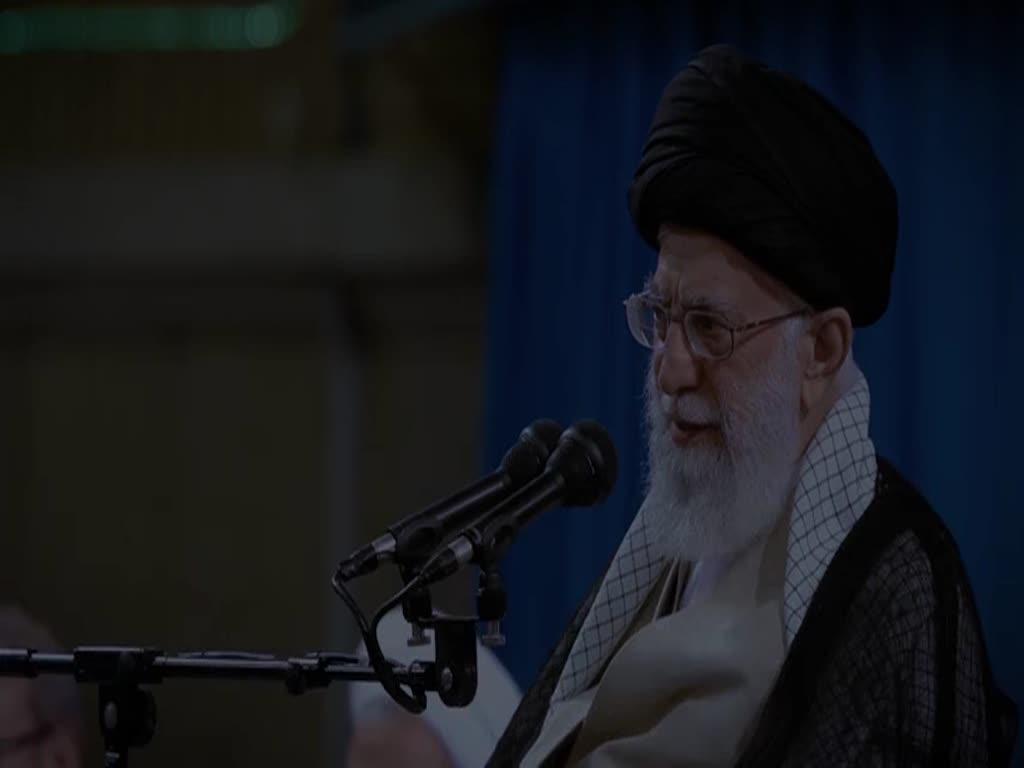 [Clip]  Ayatollah Khamenei\'s warning to Bahrain and Saudi regarding the \'Deal of the Century\' summit - English