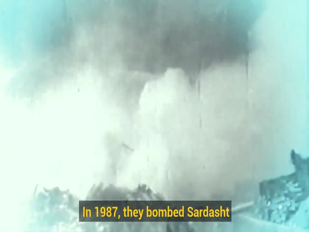 [Clip]  How did Saddam drop chemical bombs on 1000s of Iranians with U.S. green light? - English