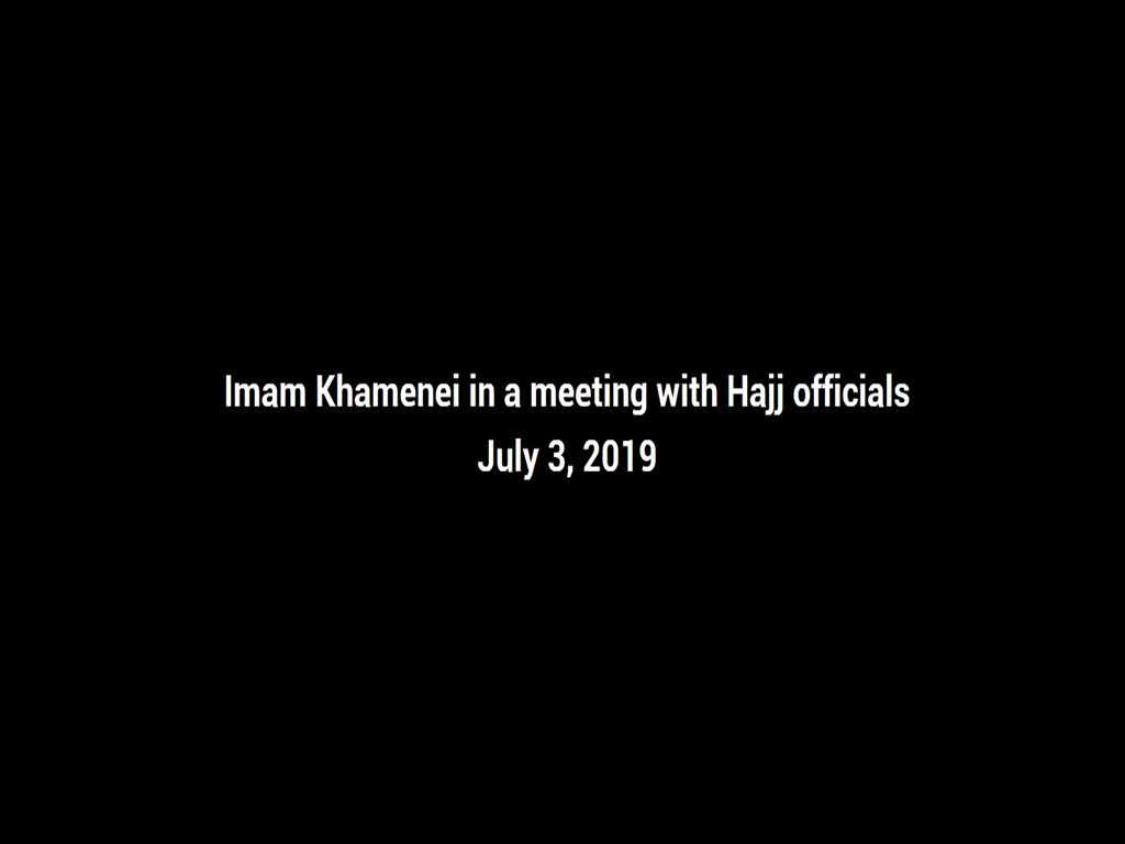 [Clip] The enemies will eventually kneel down before Islam: Imam Khamenei - English
