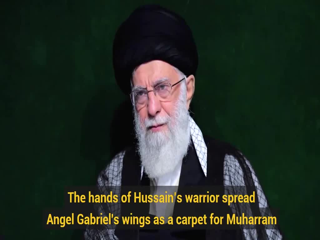 [Clip] The hands of Hussain's warrior will rid the world of the vice of Israel - English