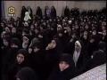Sayyed Ali Khamenei (H.A) attending the Quran Conference in Iran - P2 - Arabic
