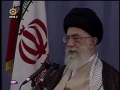 Leaders speech in Quranic conference - English dubbed - part four