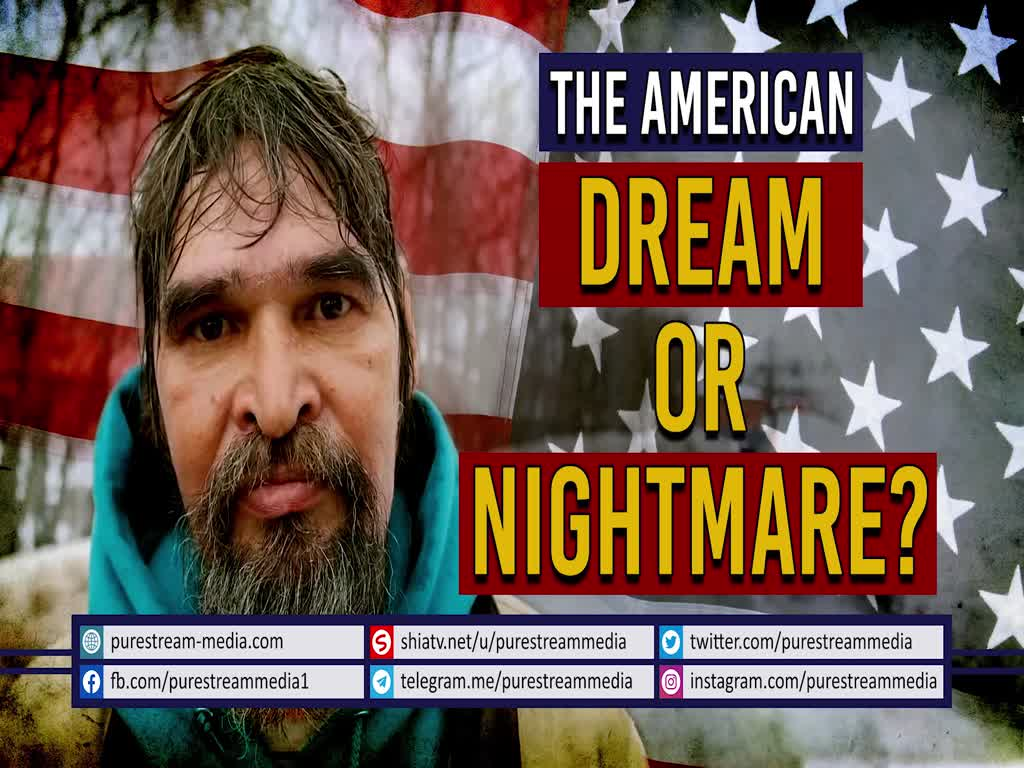 The American DREAM Or The American NIGHTMARE? | Farsi Sub English