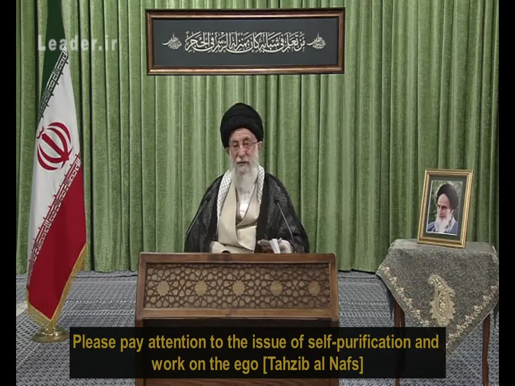 Ayatollah Khamenei: The End Matters - Persian sub English