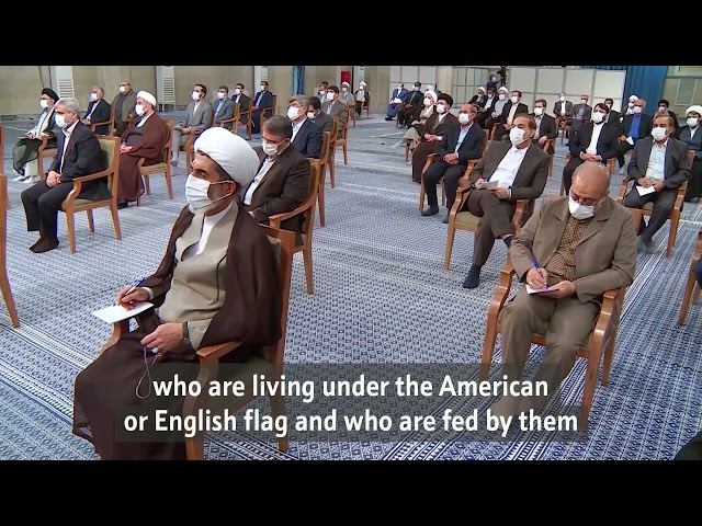 Iran's recent elections were truly an epic created by the people | Imam Khamenei - Farsi - Subs Eng