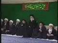 Rehbar Khamenei Mourning - Persian