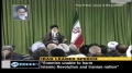 Imam Khamenei (HA): Enemies cannot harm Islamic Iran even if they all unite - English