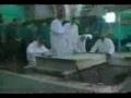 Ayatollah Khamenai visiting the Haram of Imam Ali Reza - All Languages