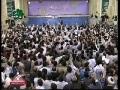 [3June10] Leader Ayatollah Khamenei-Commemmorating Wiladat Bibi Fatema (sa) - Farsi