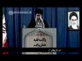 عزت و كرامت - Ayatullah Khamenei about Egypt - Arabic sub Persian