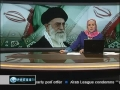 Ayatullah Khamenei: We have Supported All Oppressed Nations - 21 Mar 2011 - English