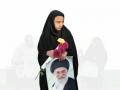 Leader visit yazd