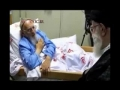 Leader visits Ayatollah Amoli عیادت رهبر از آیت الله حسن زاده آملی - Farsi