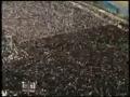 بیانات رهبر انقلاب در اجتماع مردم بجنورد ..خراسان 19/07/1391. - Farsi