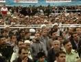 رهبری در جمع مردم اسفراین - Farsi