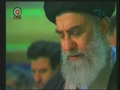 Ayatullah Khamenei leading Salaat - Prayer