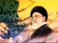 رهبر معظم انقلاب  در بیان حکمت عاشورا از زبان امام سجاد ع - Farsi