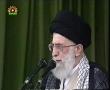 Rahber-e-Muazzam Ayatollah Sayyed Ali Khamenei in Shiraz 30 April 08 - Urdu News Report