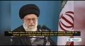 [CLIP] The Leader on Nuclear Weapons, Iran-U.S. Talks, & Domestic Politics - Farsi sub English
