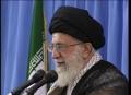 بیانات رهبر انقلاب در دیدار دانشجویان -  1392/05/06  July 27 2013 - Farsi