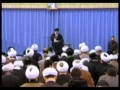 [شرح حدیث اخلاق] Rahbar Sayyed Ali Khamenei - مراعات حق پروردگار و تقوا - Farsi
