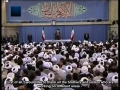 Mahdaviat - Faith in the re-appearance of Imam Mahdi a.s - Ayatullah Ali Khamenei - Farsi Sub English